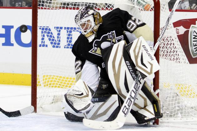 Vokoun Replaces Fleury in 2nd Period
