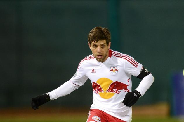 Red Bulls' Juninho to Miss Earthquakes Match