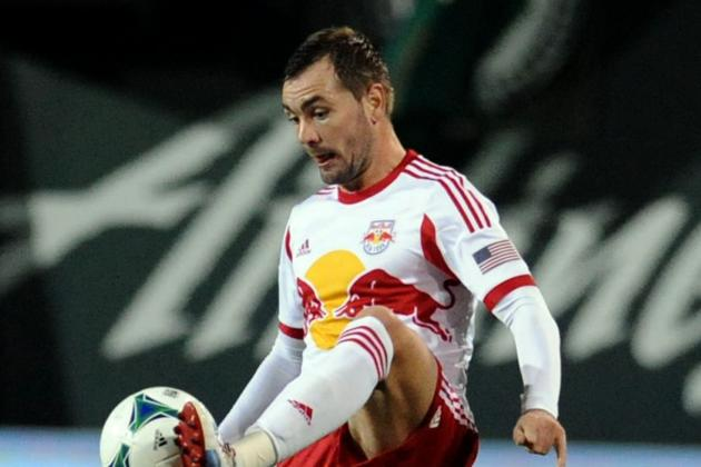 Red Bulls Turn to Jonny Steele After Juninho's Injury