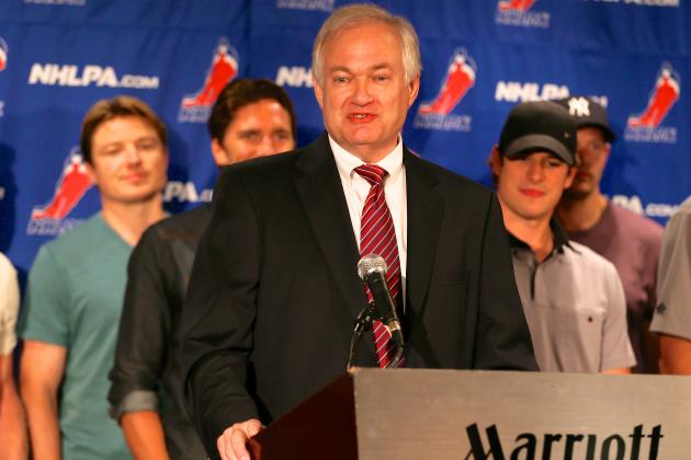 NHLPA Gives Consent to Realignment Plan for 2013-14 Season