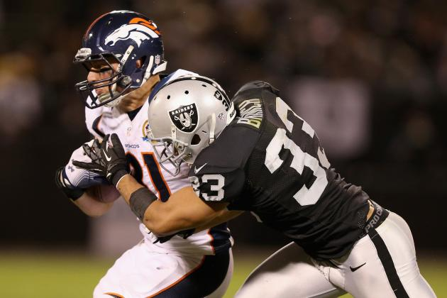 Tyvon Branch's Restructured Contract Will Help the Raiders Re-Sign Free Agents