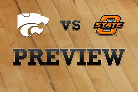 Kansas State vs. Oklahoma State: Full Game Preview