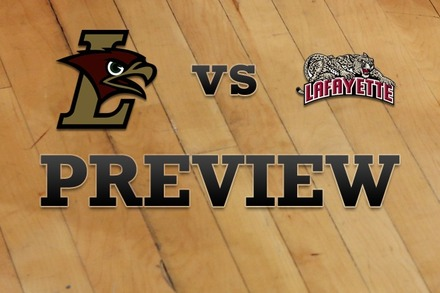 Lehigh vs. Lafayette: Full Game Preview