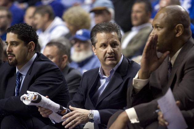Believe It or Not, Kentucky's Tournament Hopes Are Dead Yet