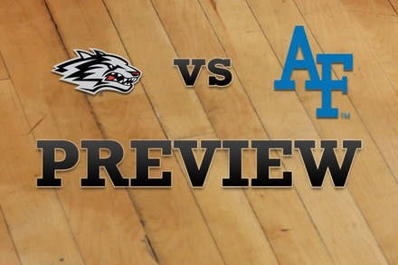 New Mexico vs. Air Force: Full Game Preview