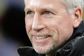 It's Hair to Stay! Newcastle Boss Pardew Vows to Keep 'Lucky' Beard
