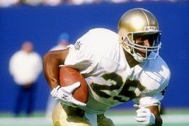 Notre Dame Football: Hall of Fame Ballot Released, Three Irish Among Hopefuls