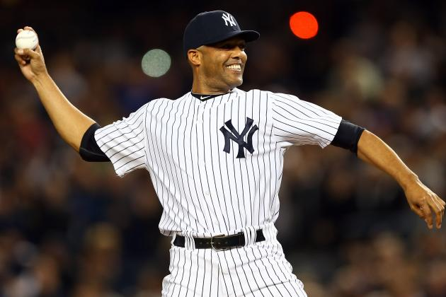 Mariano Rivera: Where Does Yankee Legend Rank Among MLB's Greatest Closers?