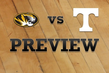 Missouri vs. Tennessee: Full Game Preview