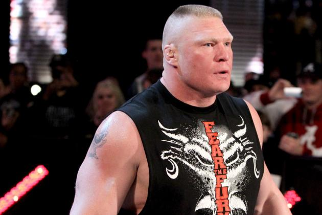 Brock Lesnar's Return Is Great for WWE