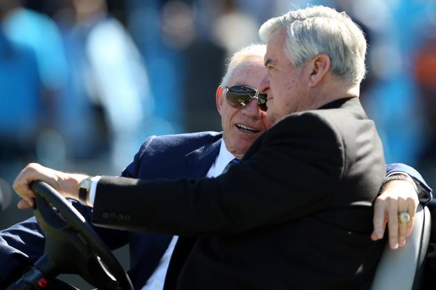 Leaked Documents Show Panthers Made $112 Million Profit in Two Years
