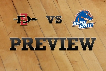 San Diego State vs. Boise State: Full Game Preview