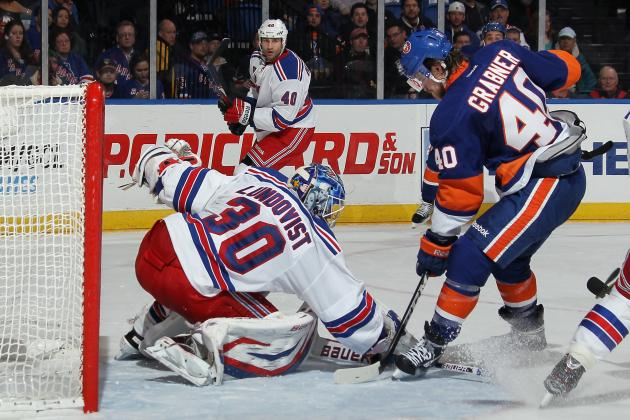 Overtime Powerplay Does Isles in