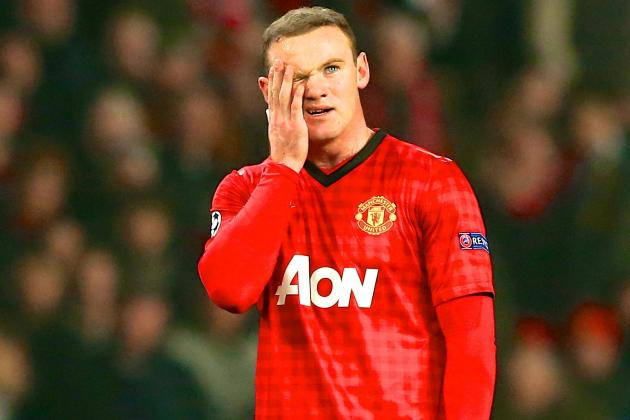 Has Wayne Rooney Underachieved on His Talent? a Statistical Analysis
