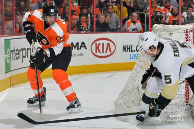 Penguins Roar Back and Beat Flyers