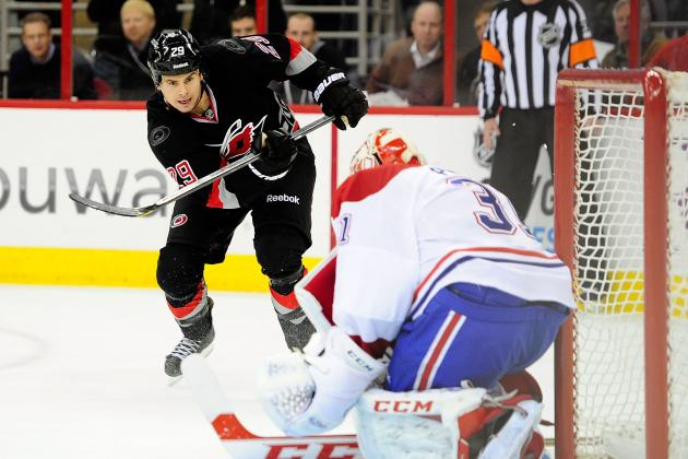 RALEIGH: Hurricanes Fall to Canadiens 4-2