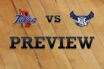 Tulsa vs. Rice: Full Game Preview