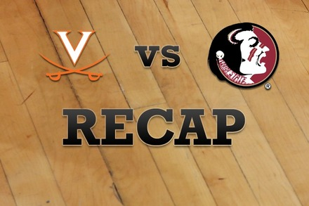 Virginia vs. Florida State: Recap, Stats, and Box Score