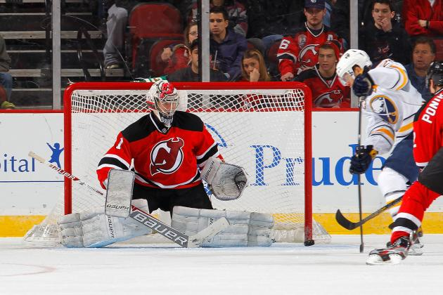 Devils End Losing Streak with 3-2 Shootout Win over Sabres