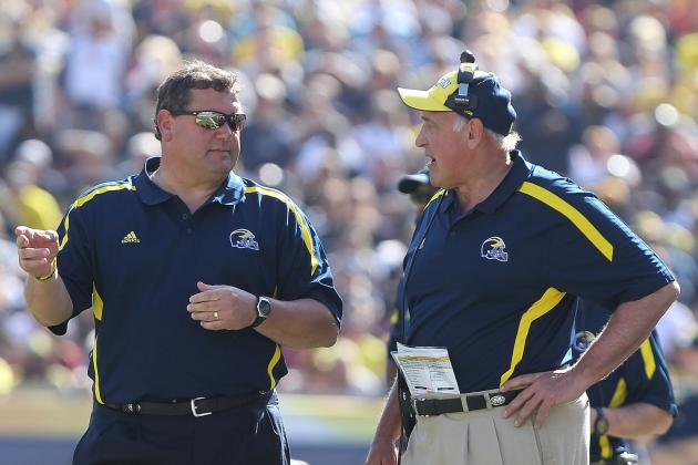 Michigan Football: Will Coaching Shakeup Help Feeble D-Line Play?