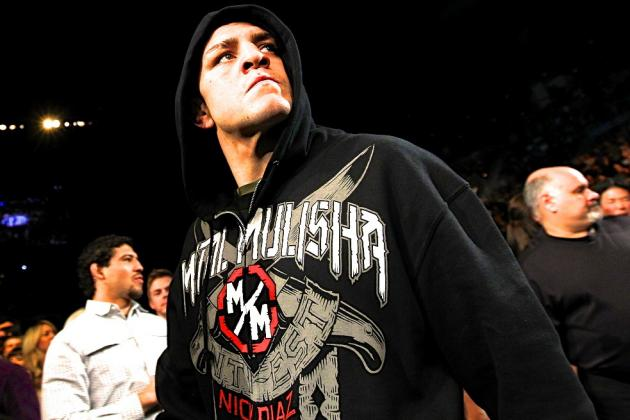 'Superhero' Nick Diaz Unleashes Verbal Tirade on 'Pampered' Georges St-Pierre