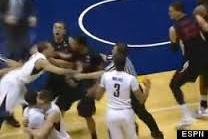 Pac-12 Won't Penalize Cal, Stanford for Basketball Scuffle