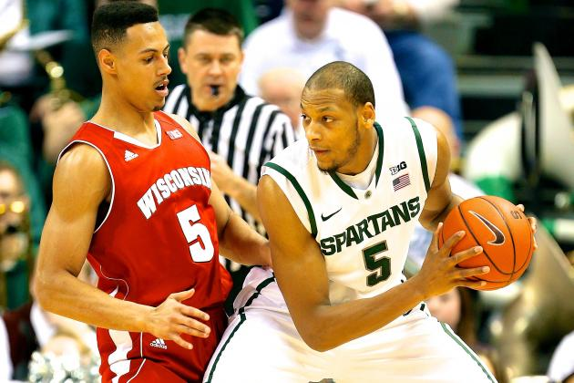 Wisconsin vs. Michigan State: Twitter Reaction, Postgame Recap and Analysis