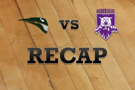 Portland State vs. Weber State: Recap, Stats, and Box Score