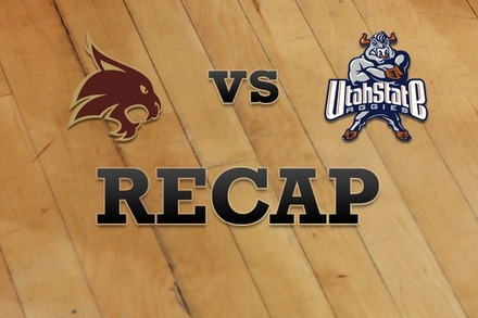 Texas State vs. Utah State: Recap, Stats, and Box Score