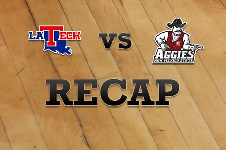 Louisiana Tech vs. New Mexico State: Recap, Stats, and Box Score