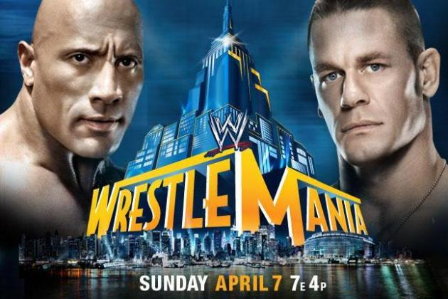 WWE News: Photos of WrestleMania 29 Stage Revealed