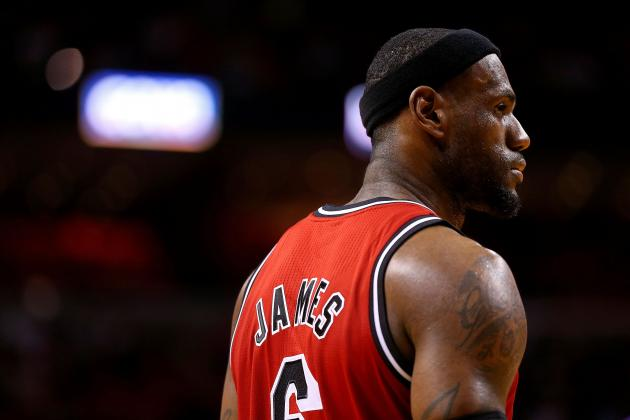 How LeBron James Could Totally Ruin His Image All over Again