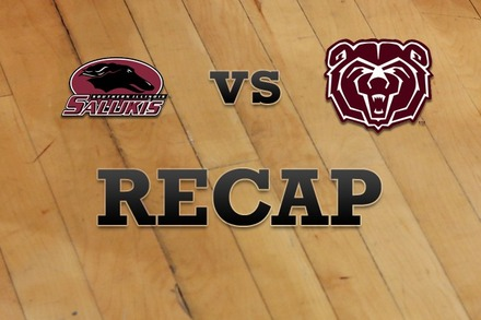 Southern Illinois vs. Missouri State: Recap, Stats, and Box Score