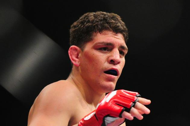 Nick Diaz Says He Can Beat 185-Pound and 155-Pound Champions After Beating GSP
