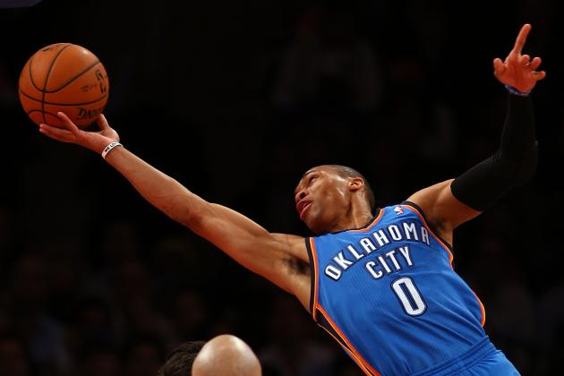 Oklahoma City Thunder's Underrated Defense Will Be X-Factor in NBA Title Push