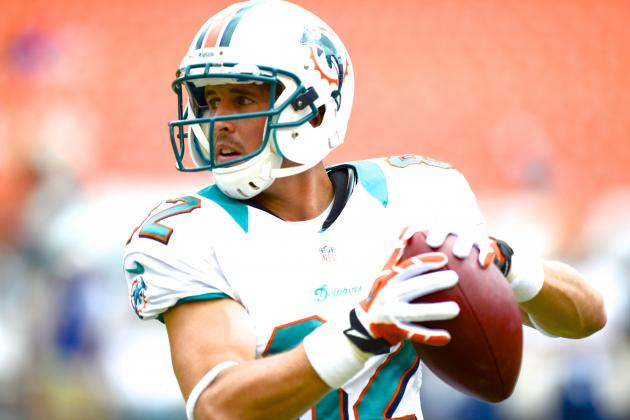 Brian Hartline and Dolphins Reportedly Agree to Multi-Year Deal