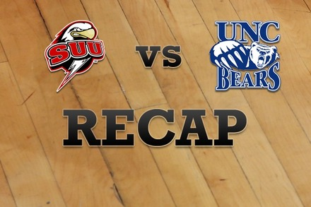 Southern Utah vs. Northern Colorado: Recap, Stats, and Box Score