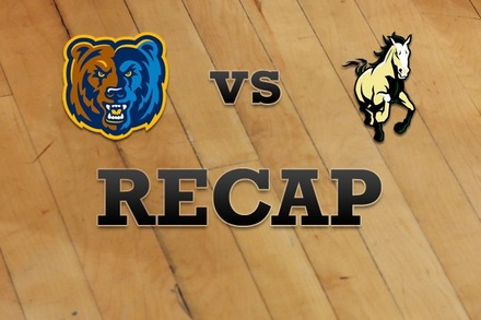UC Riverside vs. Cal Poly: Recap, Stats, and Box Score