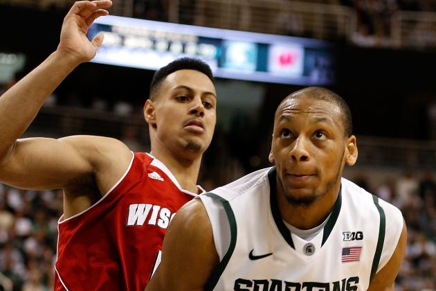 Recap: Michigan State vs. Wisconsin
