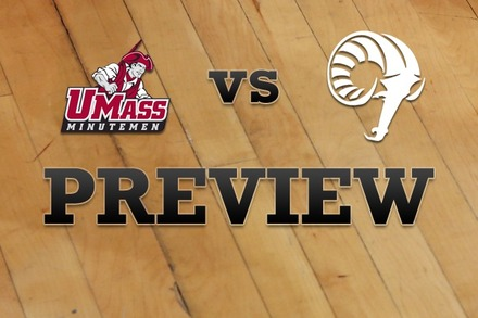 Massachusetts vs. Rhode Island: Full Game Preview