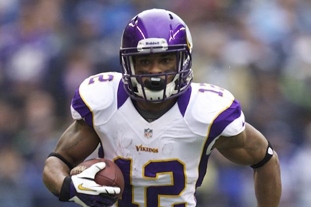 Report: Percy Harvin Threatened to Walk out on Vikings Last Offseason