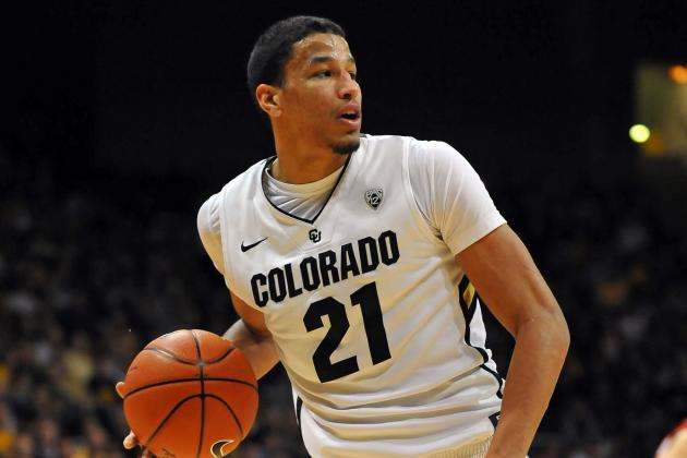 CU Buffs' Andre Roberson out Indefinitely