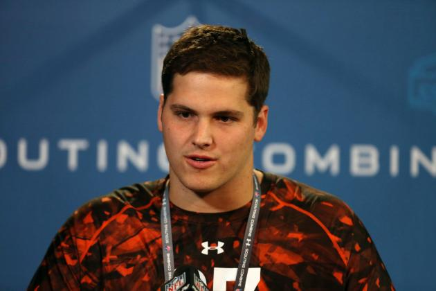 2013 NFL Mock Draft: What Every 1st-Round GM Will Do on Draft Day