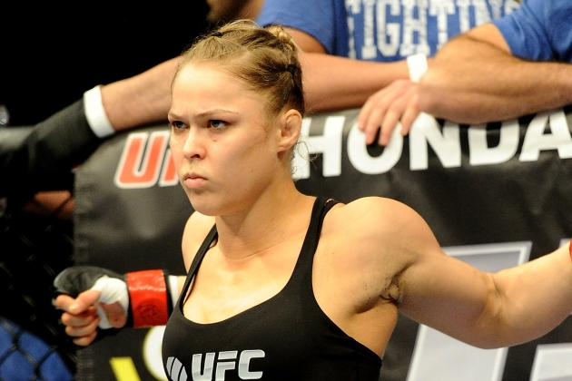 Like the Terminator, Ronda Rousey Feels No Emotion When Destroying a Foe