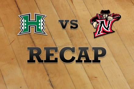 Hawaii vs. CS Northridge: Recap, Stats, and Box Score