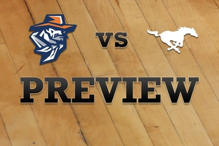 UTEP vs. Southern Methodist: Full Game Preview