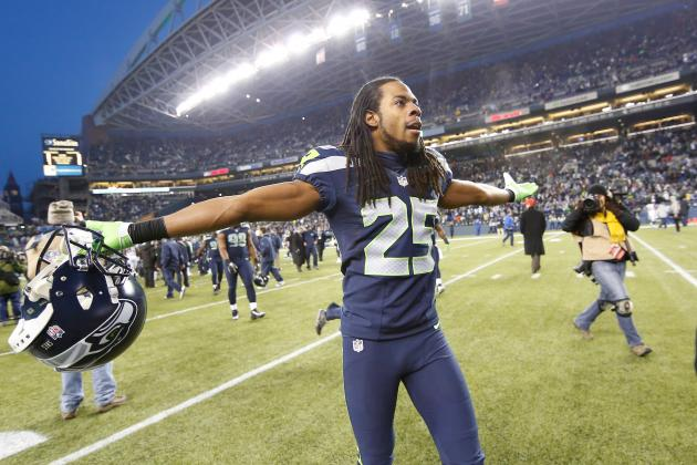 Richard Sherman: Seahawks CB Needs to Shut His Mouth Already, Just Play