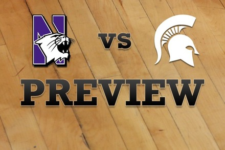 Northwestern vs. Michigan State: Full Game Preview