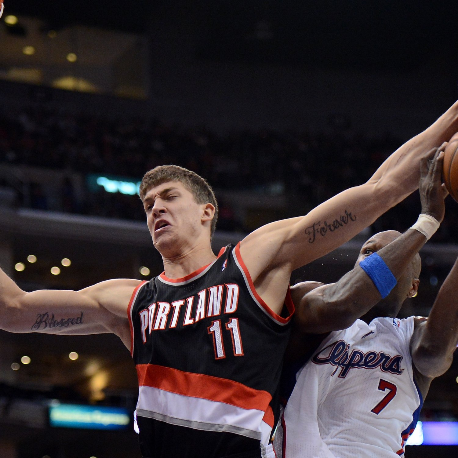 Blazer Team Roster 2013: 3 Portland Trail Blazers Role Players Who Must Step It Up