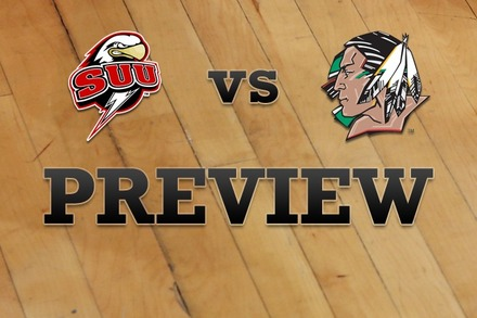 Southern Utah vs. North Dakota: Full Game Preview